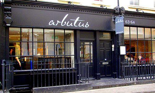 Restaurant 2 Arbutus Top 10 Best Restaurants In London To Eat