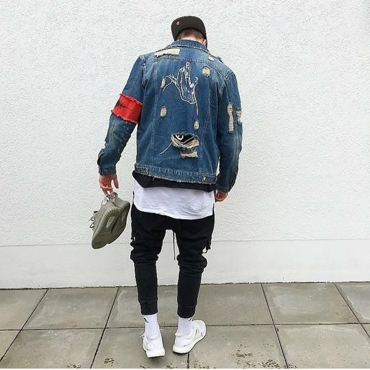 33744288fd44 The bad boy of street style outerwear