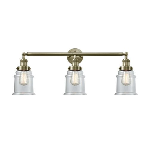 Photo of Innovations Lighting Canton Bath Vanity 205 S G18 | Bellacor