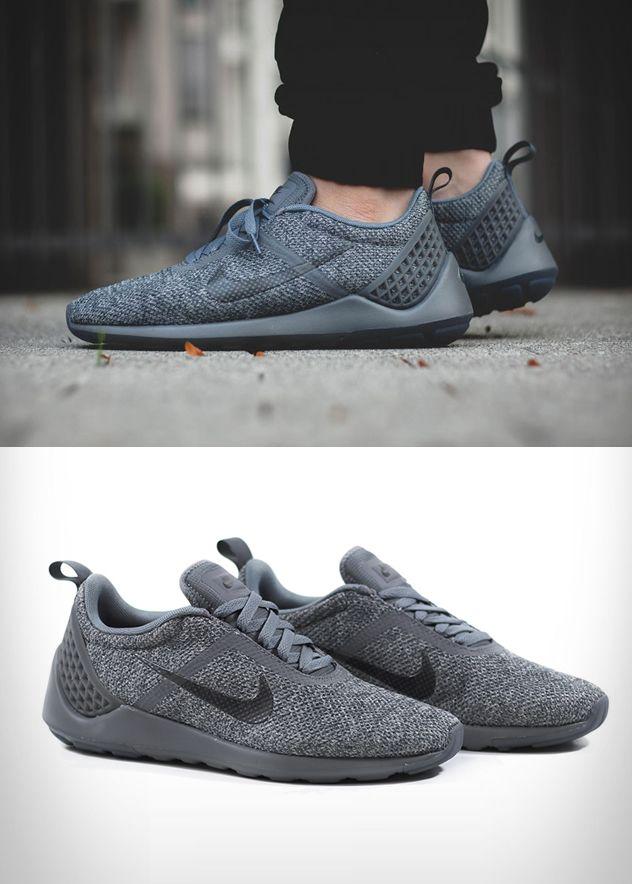 Men's Nike Lunarestoa 2 SE Running Shoes Size 12 Red and Orange