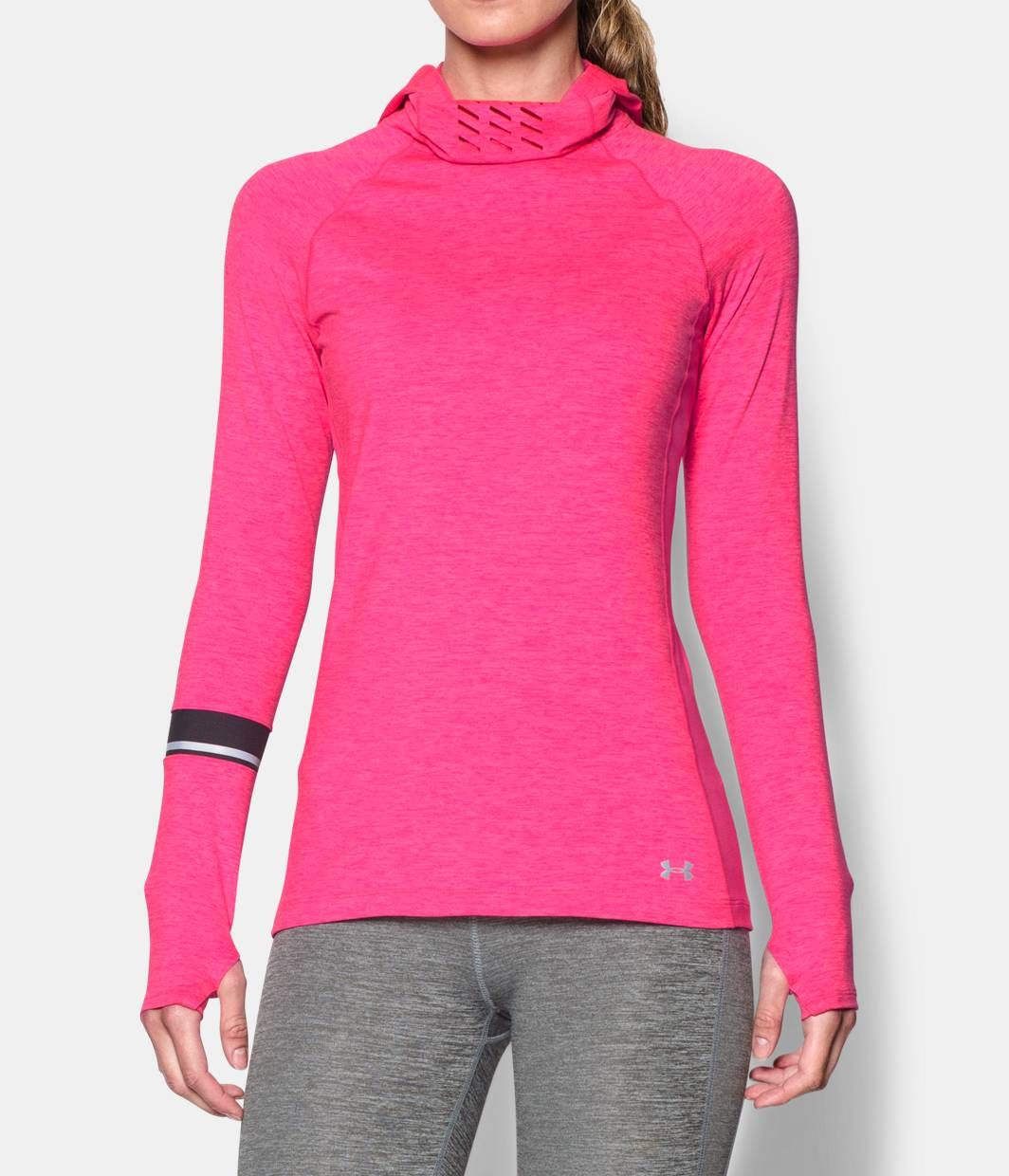 c0b56057972f Shop Under Armour for Women s UA Storm Layered Up Hoodie in our Womens Tops  department. Free shipping is available in US.