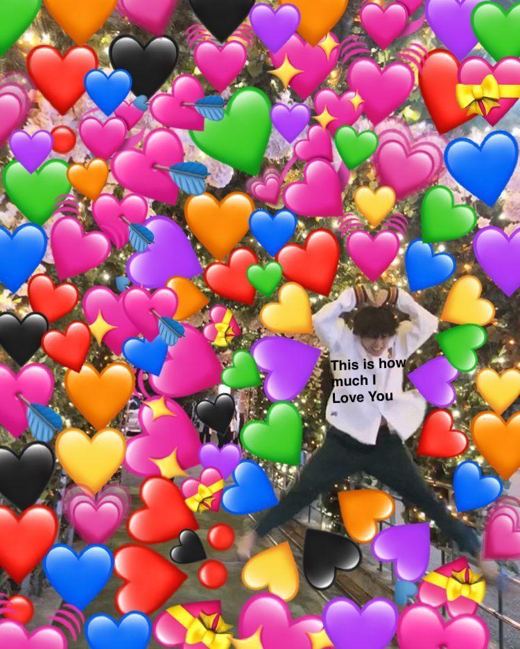 Pin By Heestefaneehee On ?? Cute Love Memes Cute Memes Love Memes