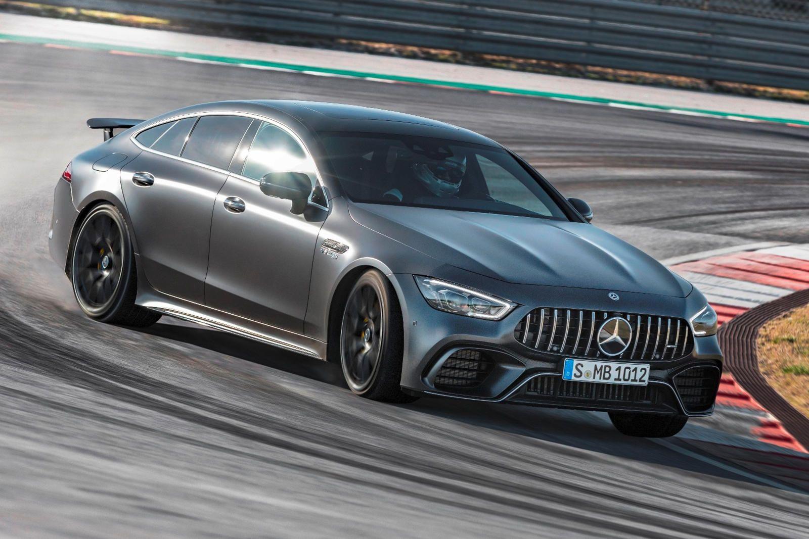 Mercedes Amg Gt 4 Door Coupe Gets Eye Watering Price Tag Mercedes Benz Price Mercedes Amg Amg