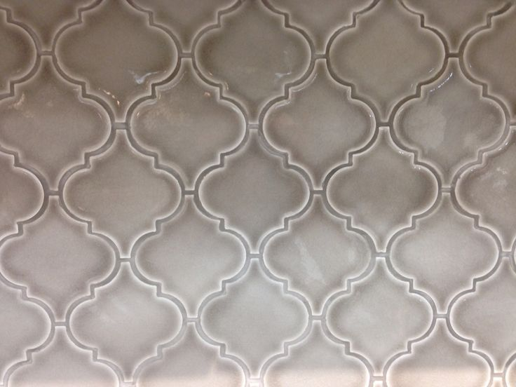 Best Image Result For Arabesque White Tile With Grey Grout 400 x 300