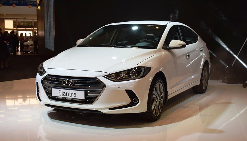 The allnew 2017 Hyundai Elantra Sport has just been