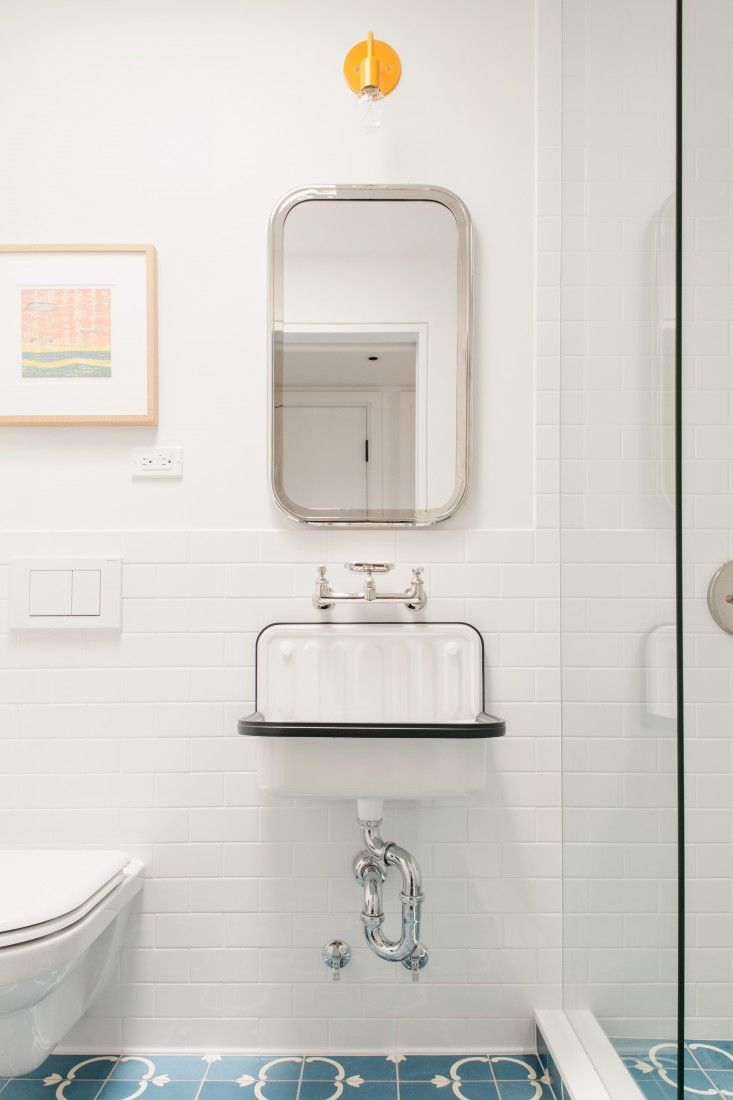 Bathroom Fixtures Brooklyn elizabeth roberts brings light back into this 163-year-old fort