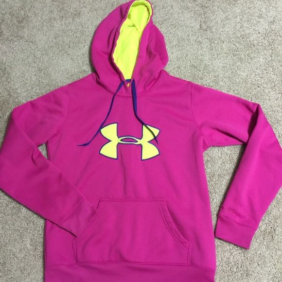 Under Armor Storm Hoodie Excellent condition!! Under Armour Tops Sweatshirts & Hoodies
