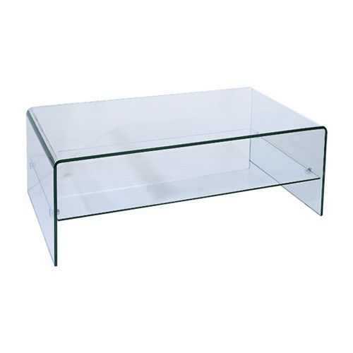 Found it at Wayfair - Ryder Coffee Table with Storage Shelf