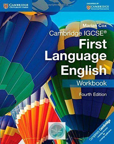 cambridge igcse first language english workbook fourth edition in