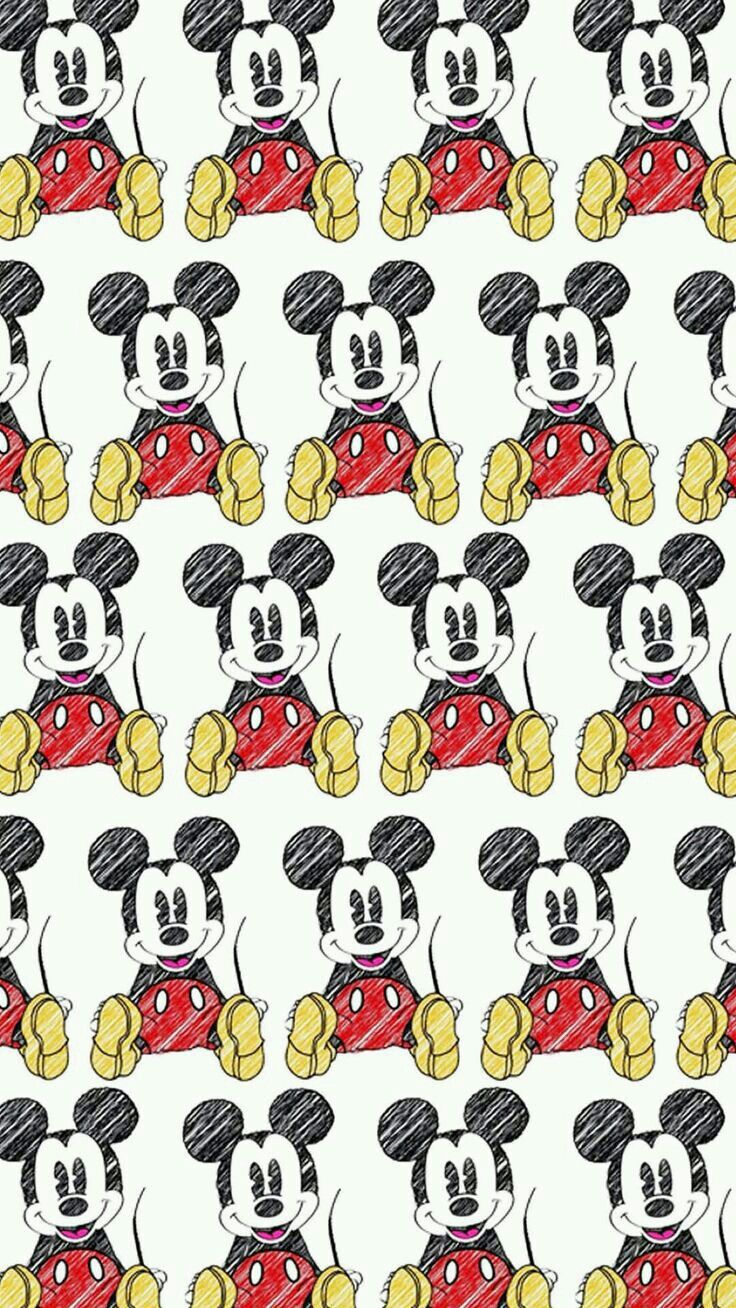 Wallpaper Para Whatsapp De Mikey Mouse Desenler Pinterest