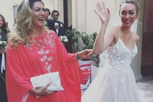Spettacoli Cristel Carrisi E Davor Luksic Si Sono Sposati