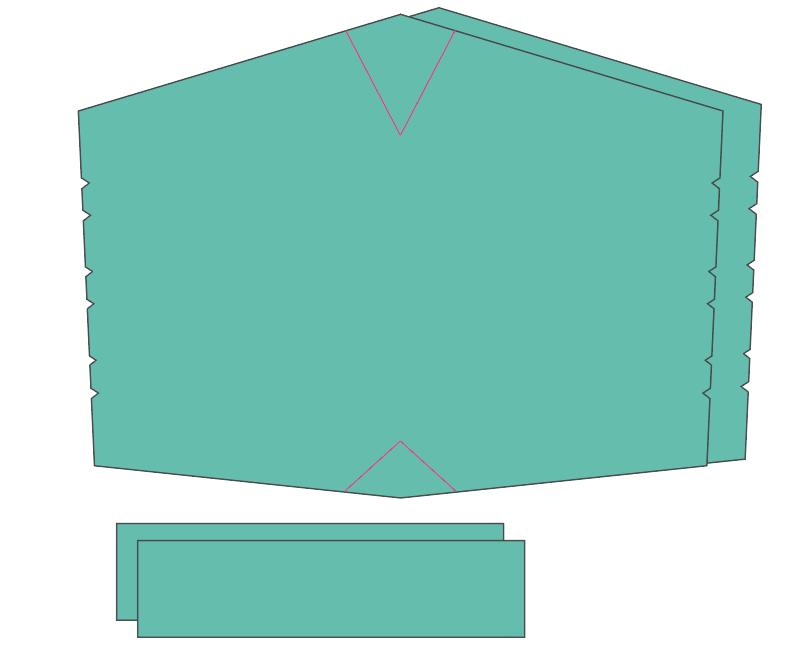 Cricut N95 Mask Cover Free Svg Pattern In 2020 Cricut Free