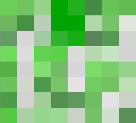 Creeper Minecraft Head Minecraft in 2020   Minecraft mask ...