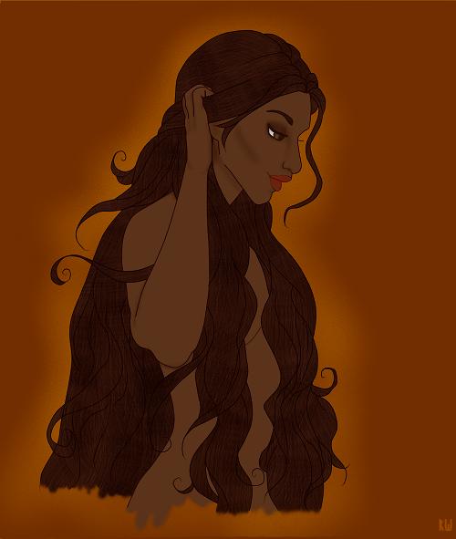 Josephine by swoopingbarbarians