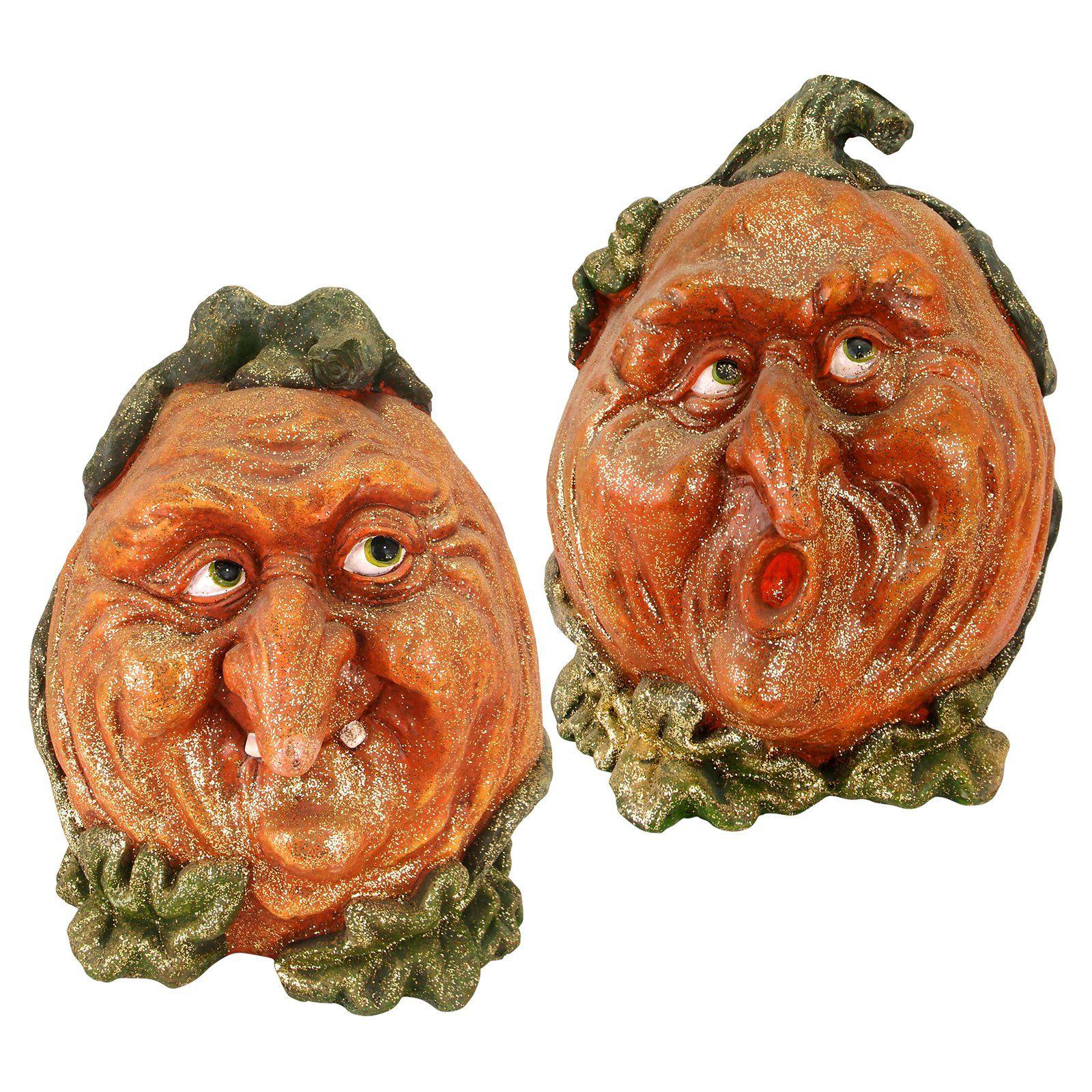 Design Toscano Pumpkin Patch Jack O Lanterns