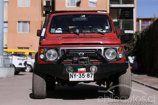 Chileautos Suzuki Samurai G 1995 2 400 000 With Images