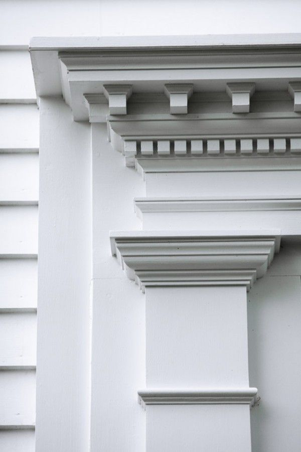 Architectural Commercial Exterior Decorative Trim : Exterior cornice molding buy plastic cornices