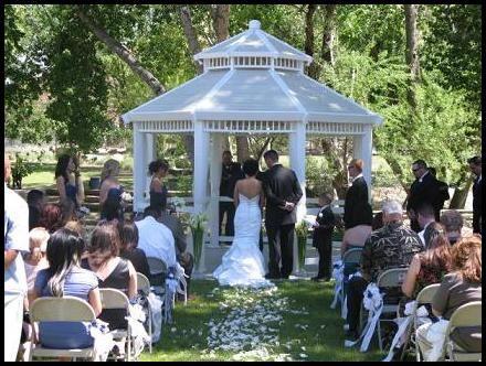 Wedding Gazebo Rentals