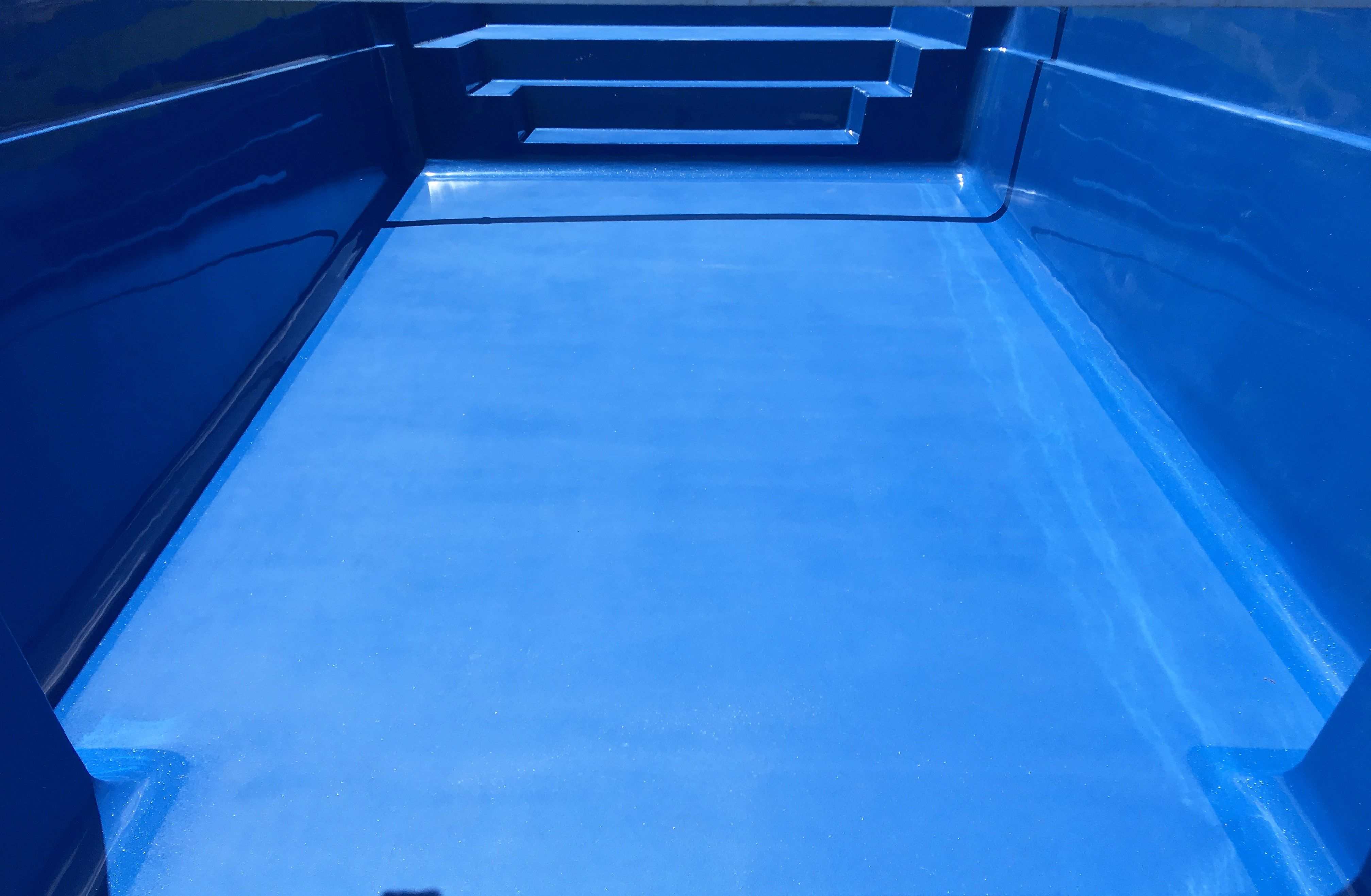 You 39 Re Inside An Imagine Pools Illusion 40 In Ocean Blue Where You Can See The Full Width