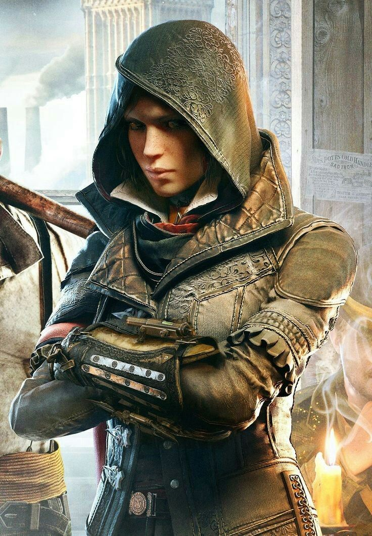 Lydia Frye Assassin S Creed Assassins Creed Assassins Creed Evie