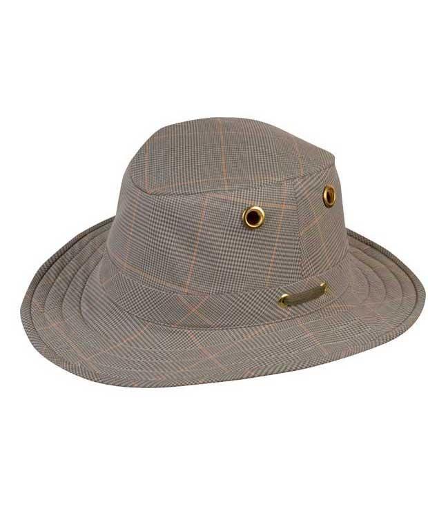 ba67d247610ce Tilley Hat - The Plaid Hat - Travel Hats for Men and Women