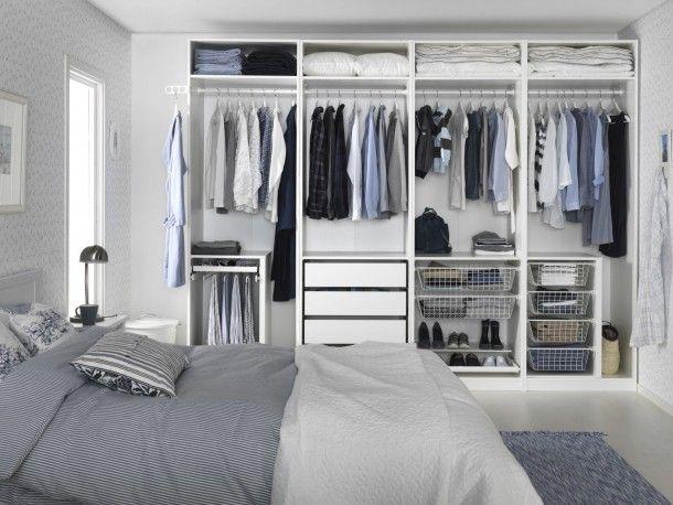 Pax Ideen schlafzimmer einrichten ideen und tipps für mehr stauraum walking