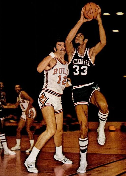 Lew Alcindor, Milwaukee Bucks rookie (1969)