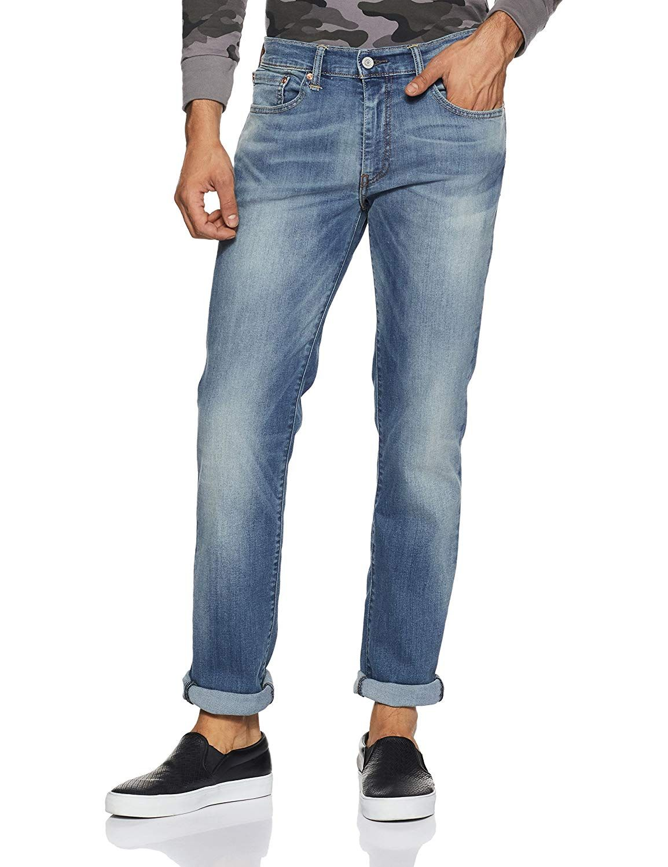 9753c11911f Levi's Men's (511) Slim Fit Jeans: Amazon.in: Clothing & Accessories ...