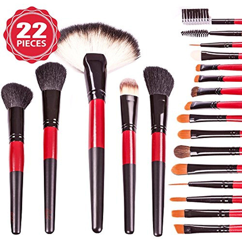 Makeup Brush Set Professional Quality Premium 22 Brushes