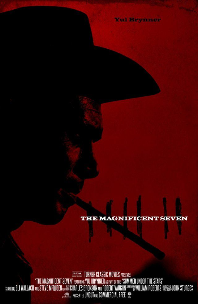 The Magnificent Seven The Magnificent Seven Turner Classic Movies Classic Movies