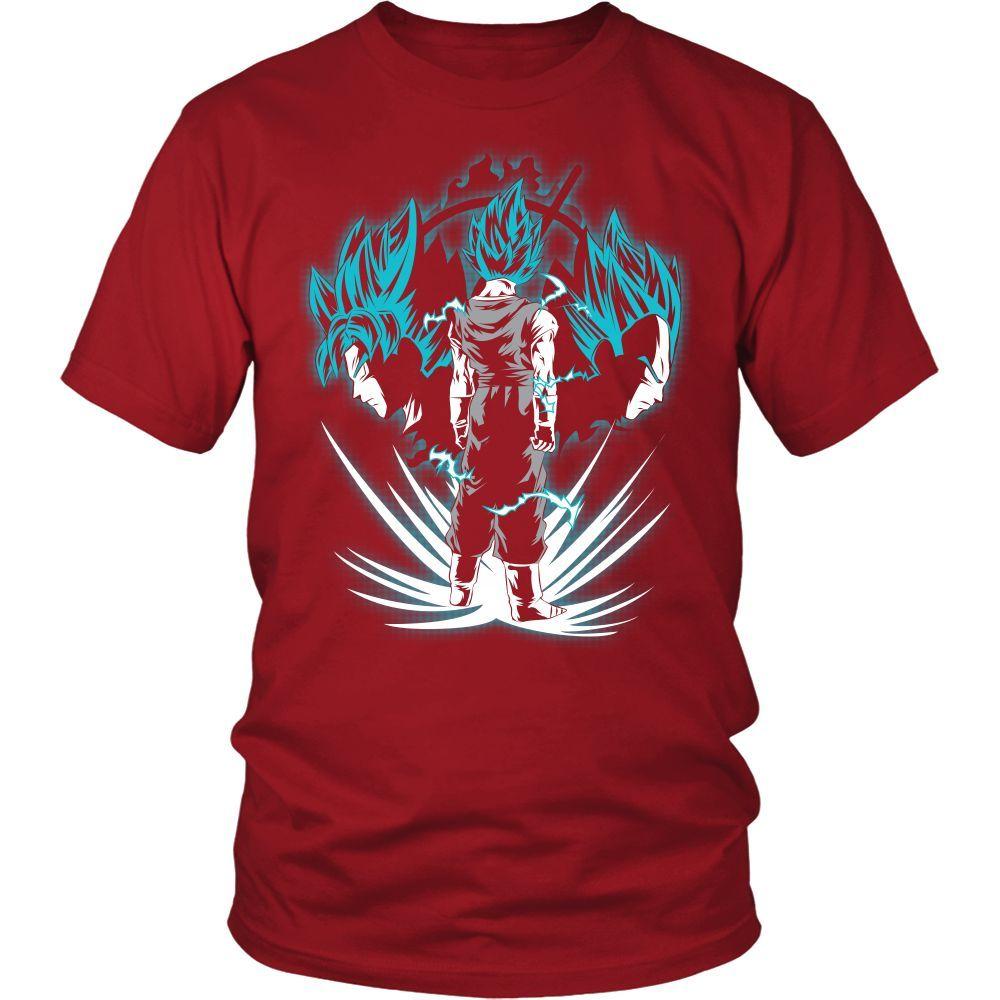 Super Saiyan - LIMITED EDITION ! - Men Short Sleeve T Shirt - TL01051SS