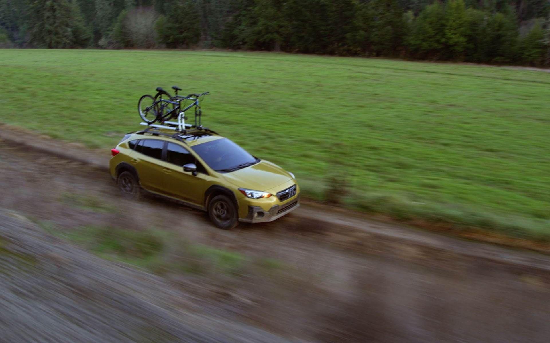 The 2021 Subaru Crosstrek in 2020 Subaru crosstrek
