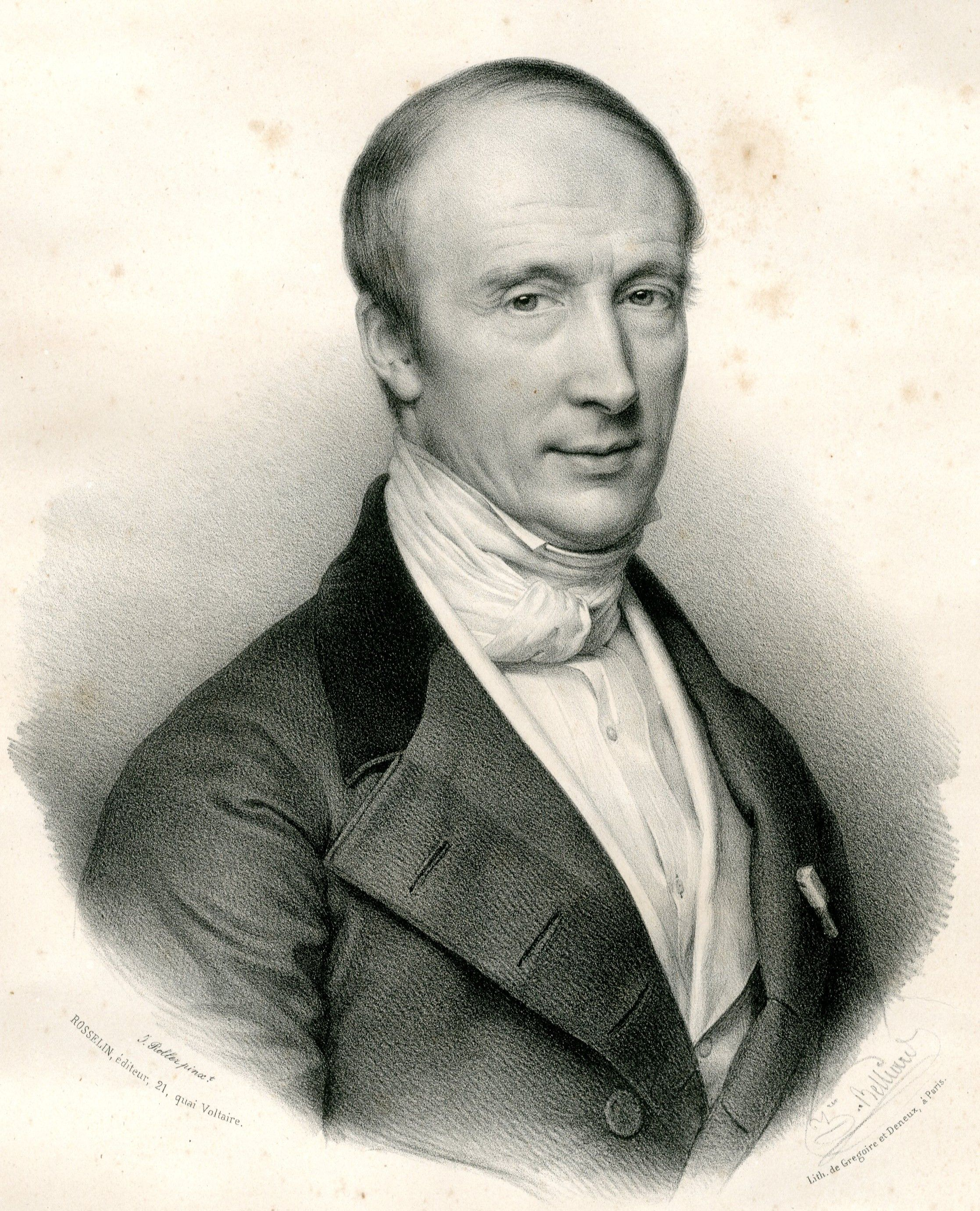 AugustinLouis Cauchy (1789 1857) (With images) Big