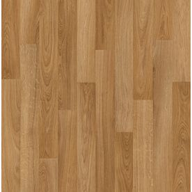 Style Selections Swiftlock 7 6 In W X 4 23 Ft L North Bend Oak Embossed Laminate Wood Planks