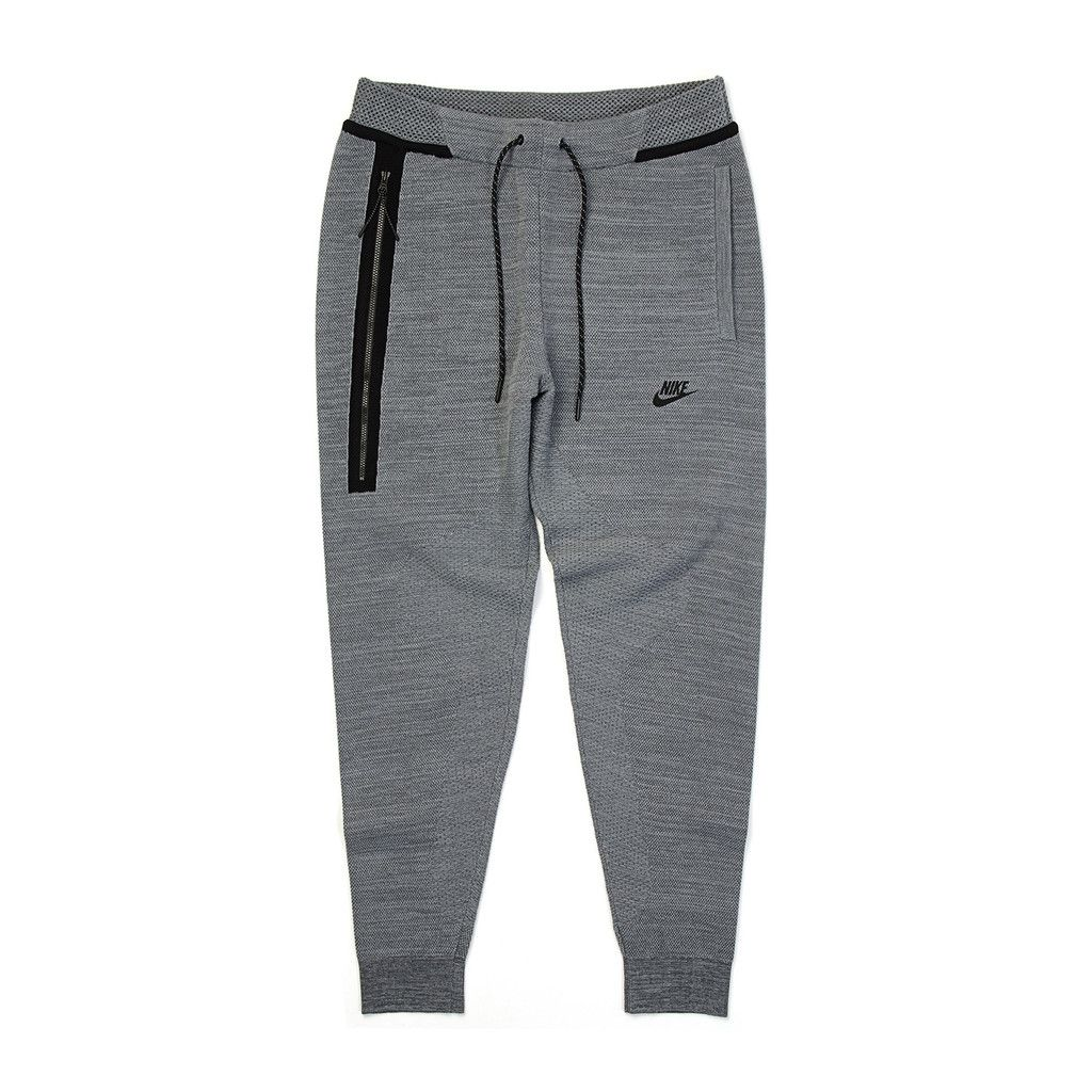 Nike Tech Knit Libero Pant Cool Grey/Black. Available at Concrete Store Papestraat the Hague | Concrete Store Amsterdam | WEB SHOP #concrete #store #the #Hague #Amsterdam #Clothing #Unisex #Nike #Tech #Knit #Libero #Pant #Cool #Grey #Black