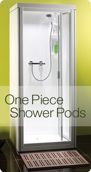 Kubex uk manufacture the ultimate pre assembled leak free - Small shower enclosures ...