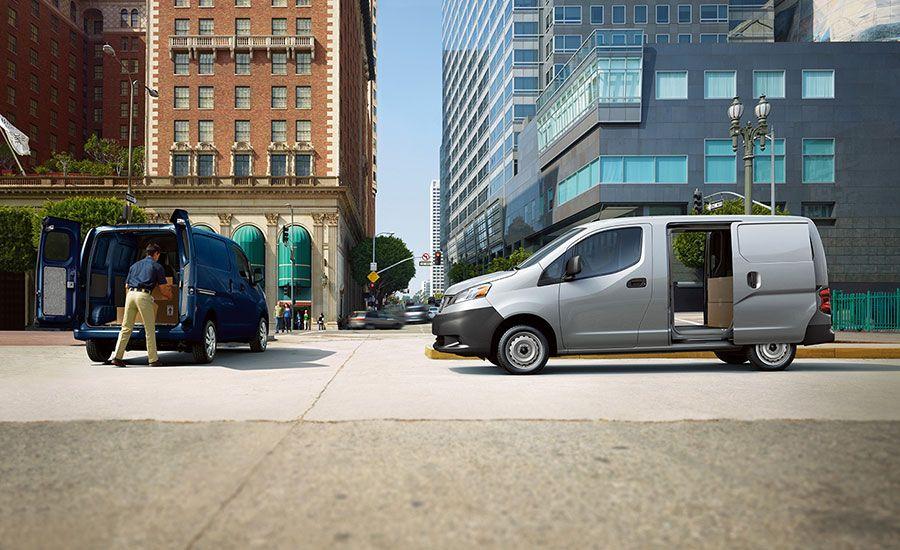 Nissan NV200 Cargo Van Ford transit, Nissan, Cargo van