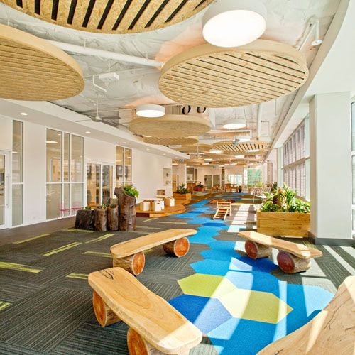 Goodstart Double Bay Child Care Centre Design Is Award People's Extraordinary Interior Design Schools Bay Area Design