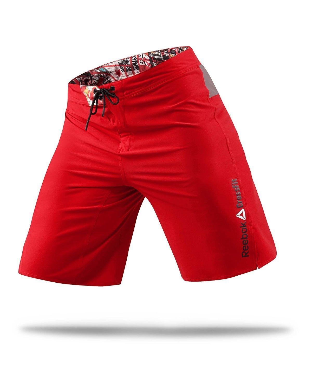 44b39f5dff Reebok CrossFit Core II Training Short (MEN) - red   CrossFit in ...