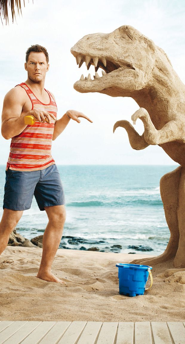 How Chris Pratt Lost His Belly And Gained The World Chris Pratt