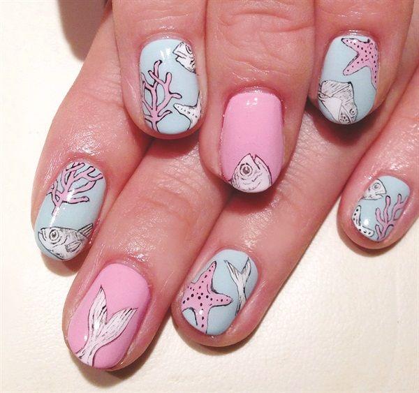 10 Japanese Nail Trends to Watch | Nail salons, Salons and Nail nail