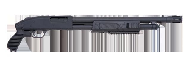 Mossberg 500 Flex Tactical 12-gauge shotgun