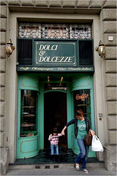 Dolci & Dolcezze - Reviews and Ratings of Restaurants in Florence - New York Times Travel