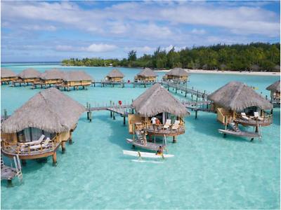 Bora Pearl Beach Resort Tahiti