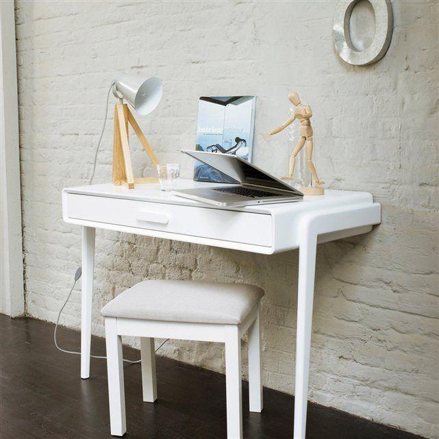 bureau console vintage colas pinterest la redoute chambre de et les filles. Black Bedroom Furniture Sets. Home Design Ideas