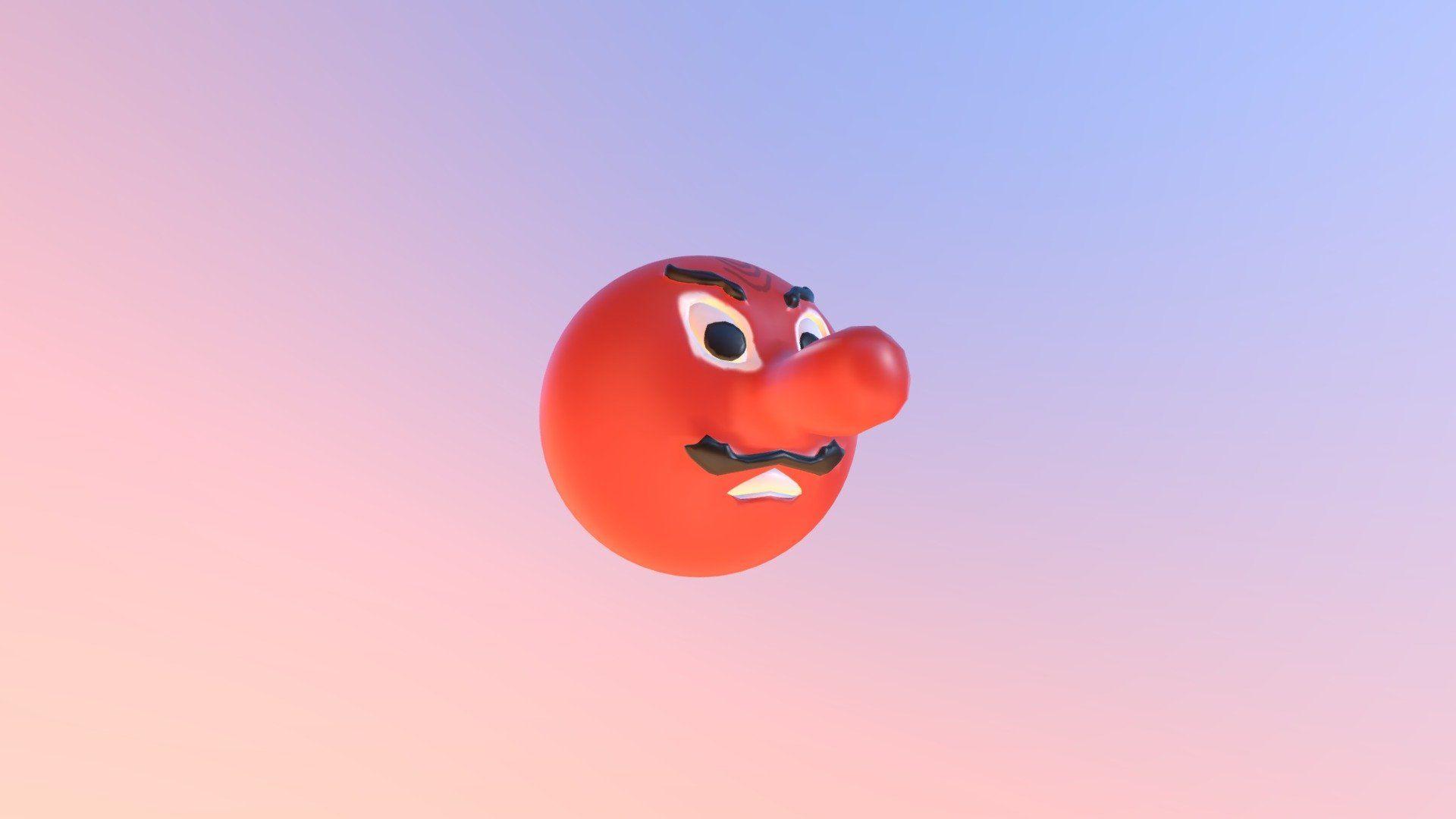 Japanese Goblin Emoji Download Free 3d Model By Saywhoom Saywhoom Fd30495 Ad Affiliate Ad Emoji Goblin Sayw In 2020 Creative Icon Icon Design Goblin