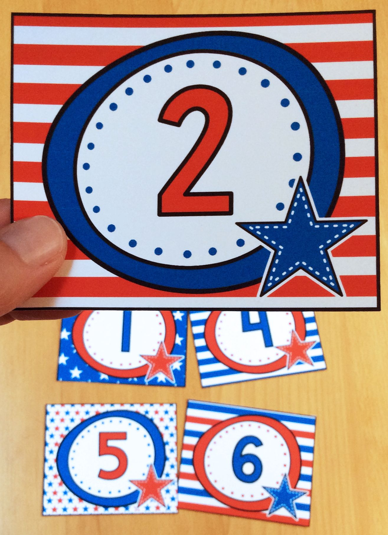 Stars And Stripes Patriotic Theme Classroom Labels