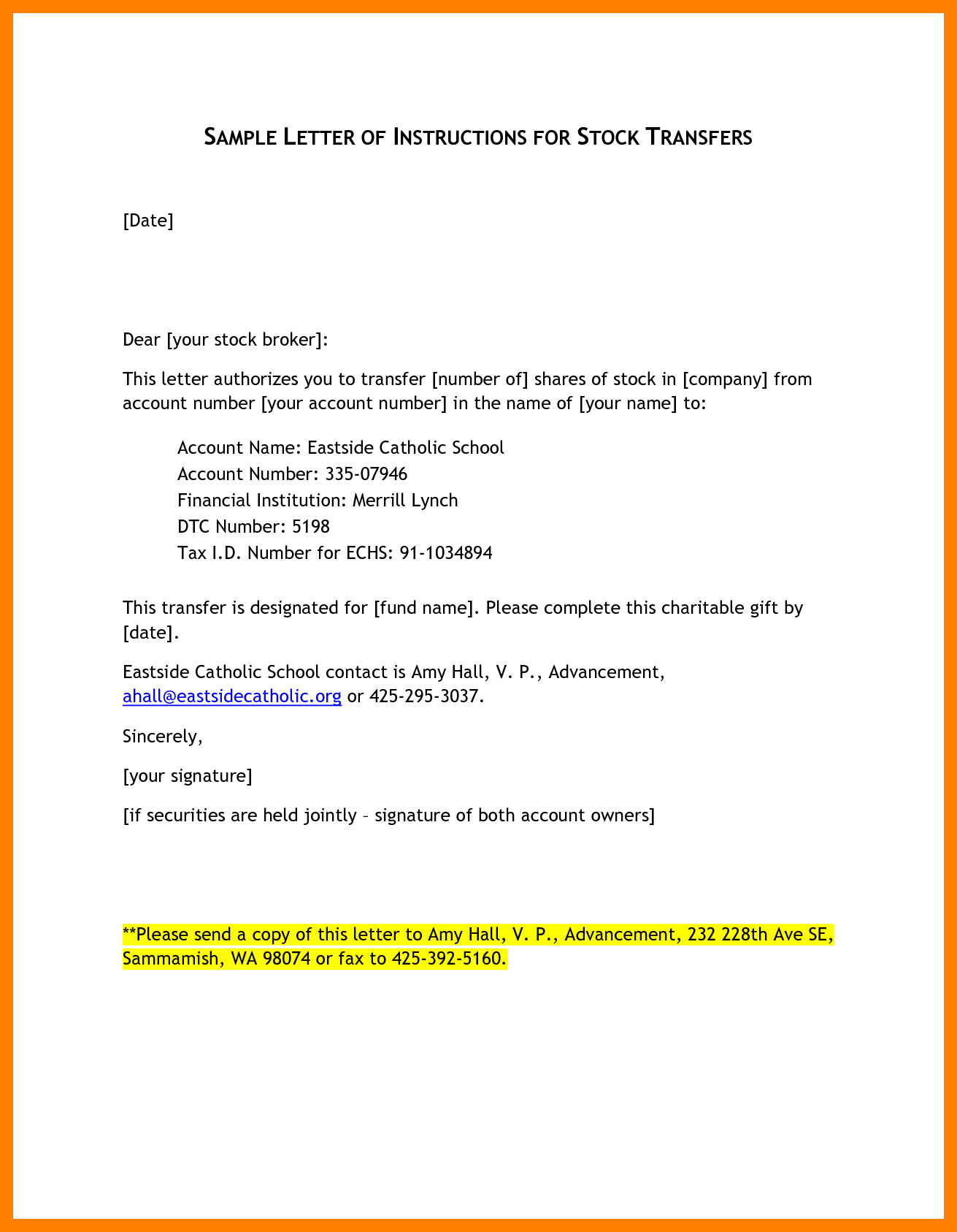 Certification letter copy application for transfer certificate request letter format for school transfer certificate sample sendlettersfo warning invalid argument supplied for foreach in yadclub Images