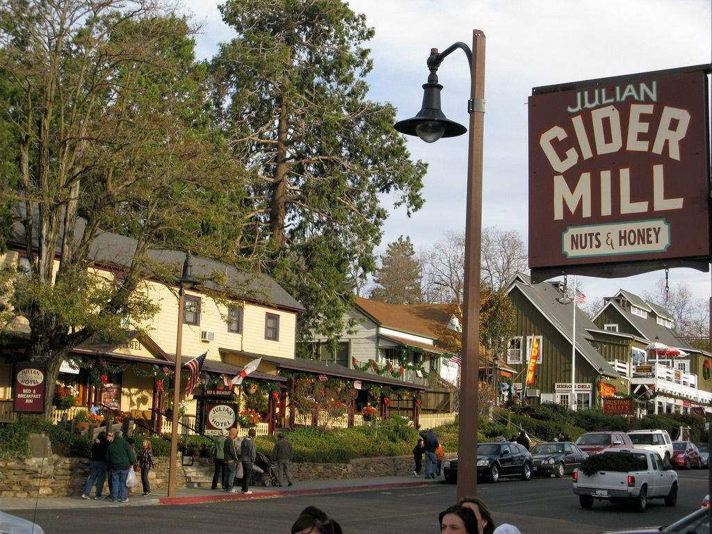 julian california Known for its apple pie & the old gold mine | Been ...