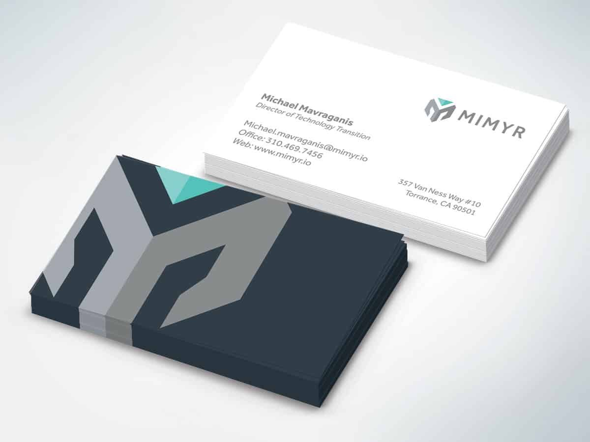 How To Design The Best Business Cards Tips Advice Dengan Gambar